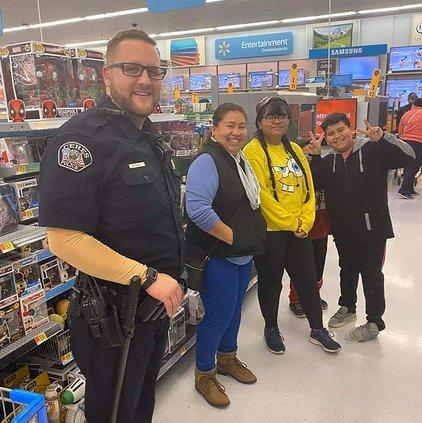 Adam Hall cop