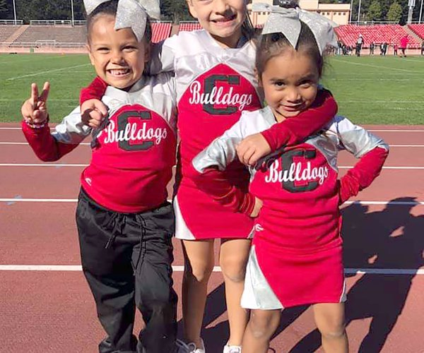 Jr. Bulldogs Youth Football & Cheer