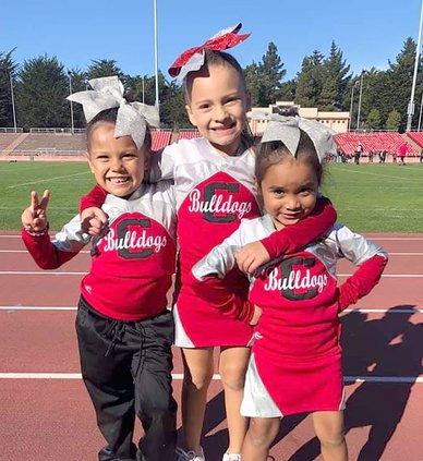 Jr. Bulldogs Youth Football & Cheer