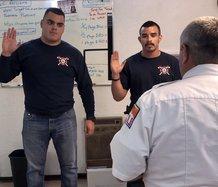 Gabriel Quezada fireman