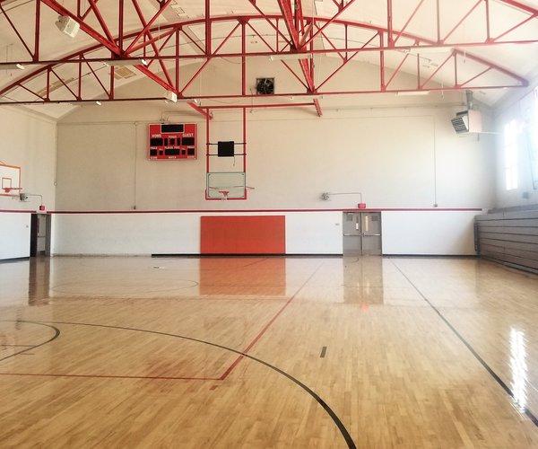 RHS gym