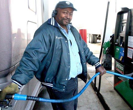 driver fuel