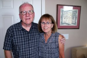 Steve and Barb La Farge