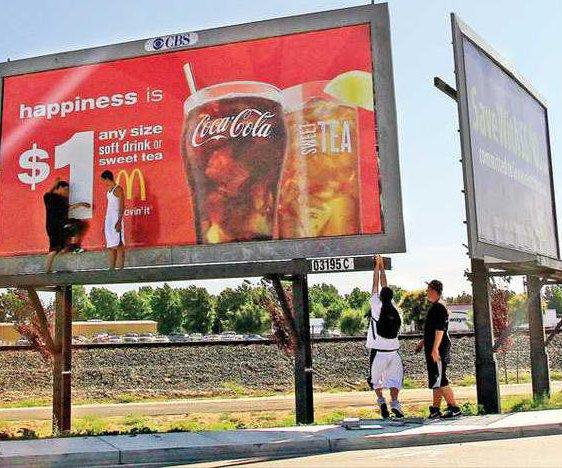 moffast billboard
