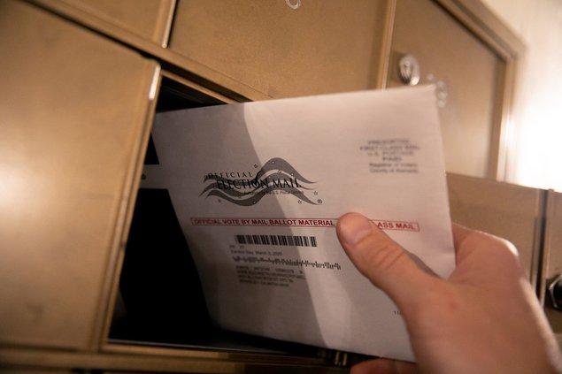 all mail ballot