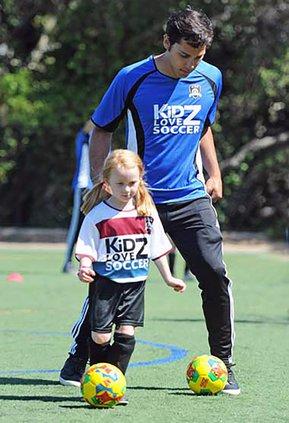 Kidz Love Soccer pic
