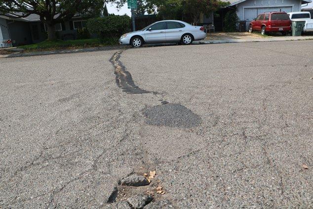 mayors park crack