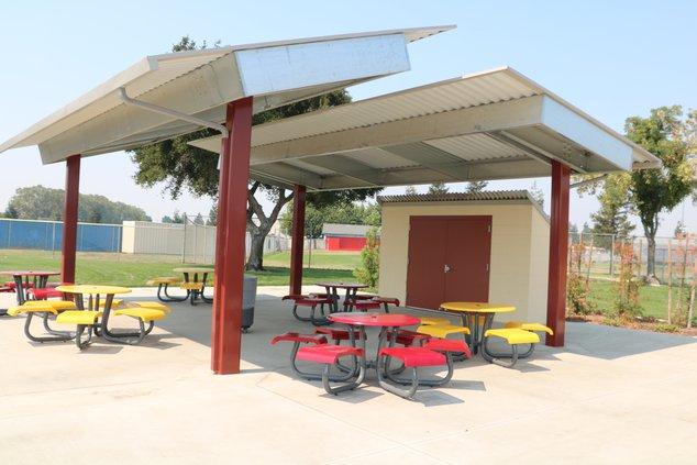 MUSD outdoor classroom