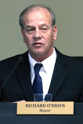 Mayor Richard O'Brien