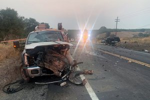 Fatal crash Linja
