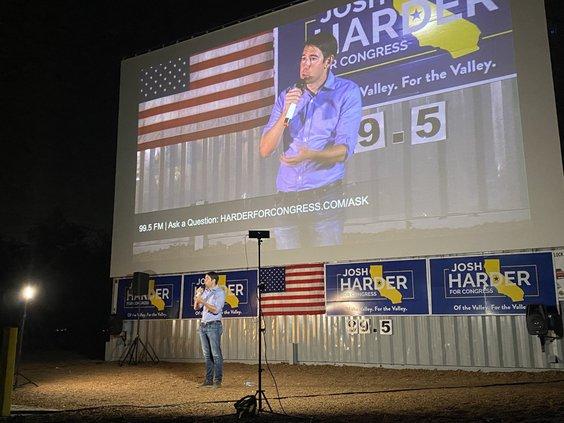 harder campaign