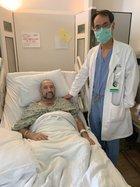 EMC COVID patient