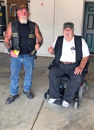 wheelchair AVF