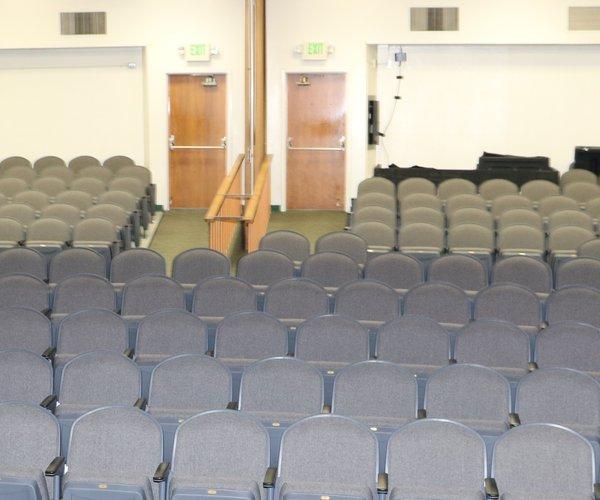 new MHS seats