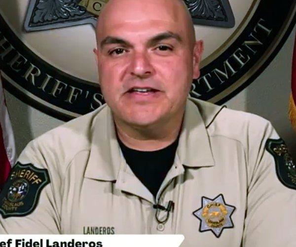 Cheif Fidel Landeros