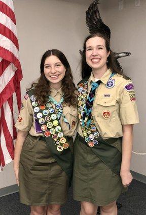 female Eagle Scouts