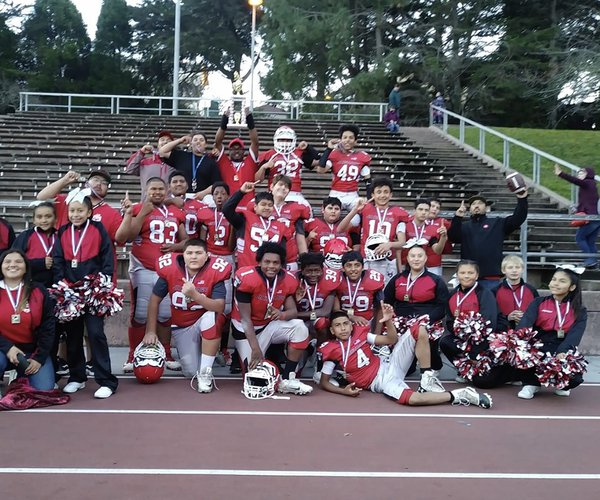 Junior Ceres bulldogs