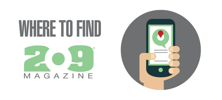 209 Magazine Where to find