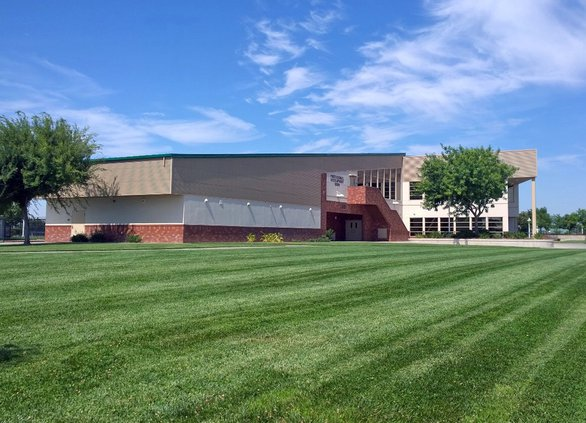 CVHS campus empty