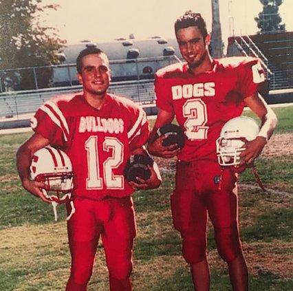 Clinton and Derrick Goblirsch young