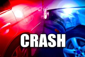 car crash graphic