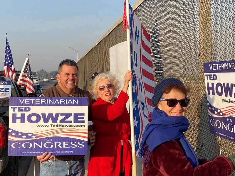 Howze election day