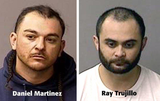 Daniel Martinez and Ray Trujillo