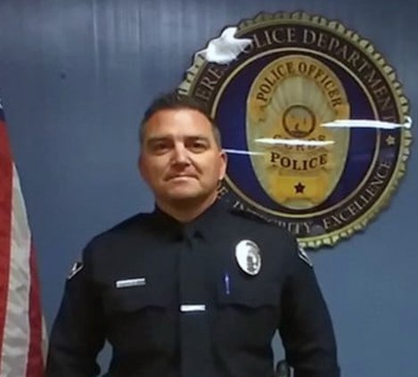 Jeffery Godfrey Ceres Police