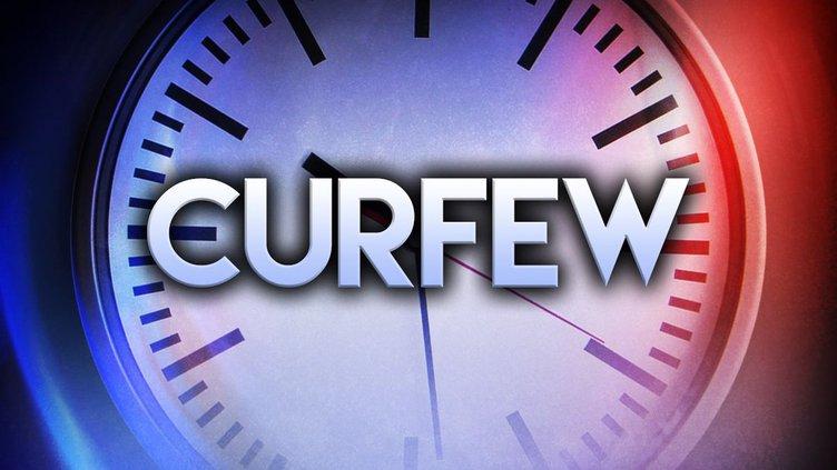 curfew art