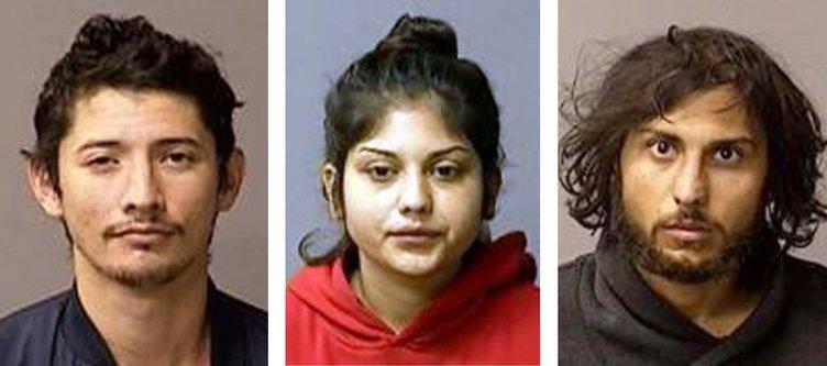 trio arrested in ceres
