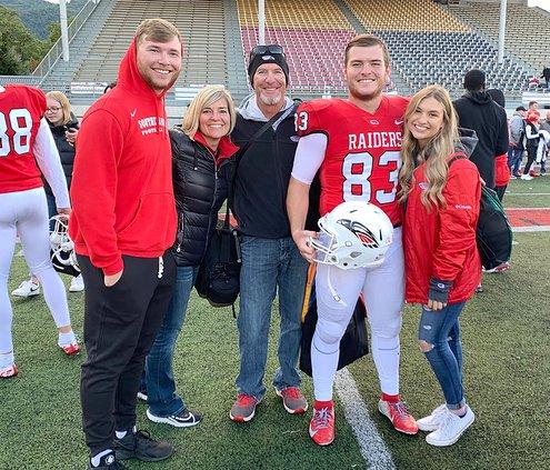 Conner Johnson family
