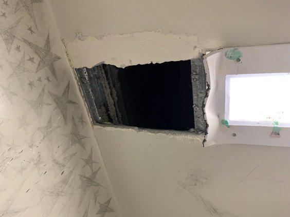escape ceiling