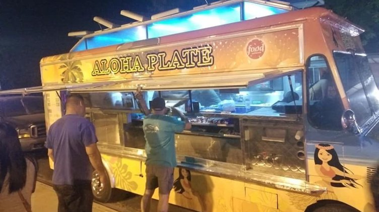 food truck aloha