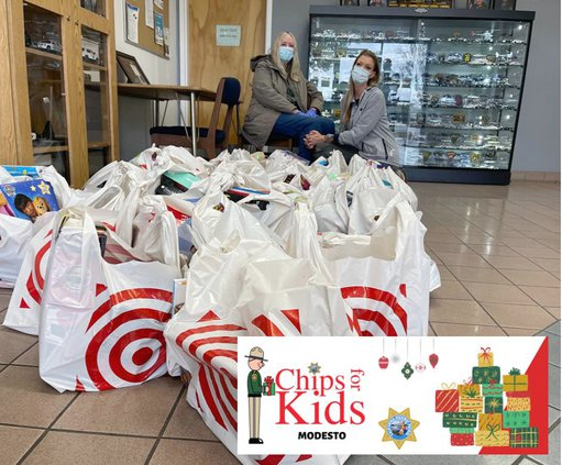 Toy Drive CHP