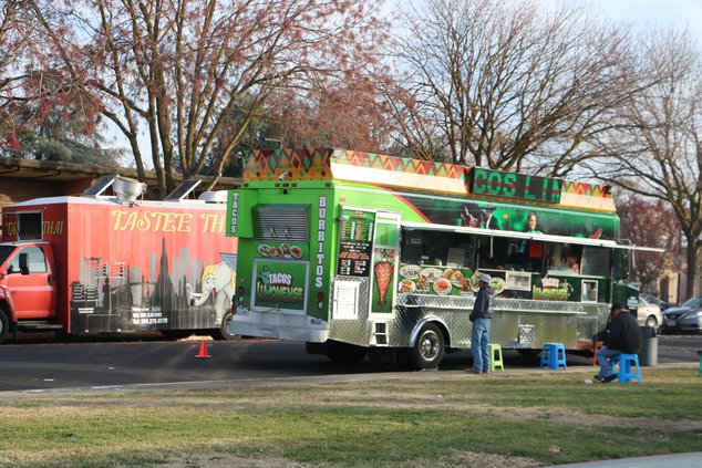 food trucks wed