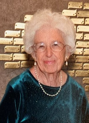 Ruby Jo  McConnell obit pic