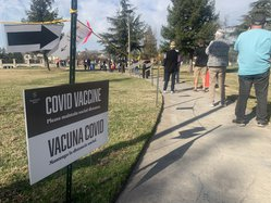 Turlock vaccine clinic