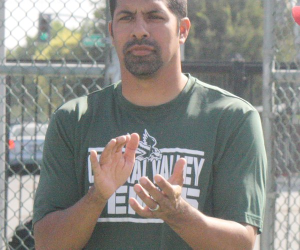 Mike Rodriguez coach
