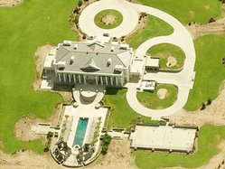 aerial mansion