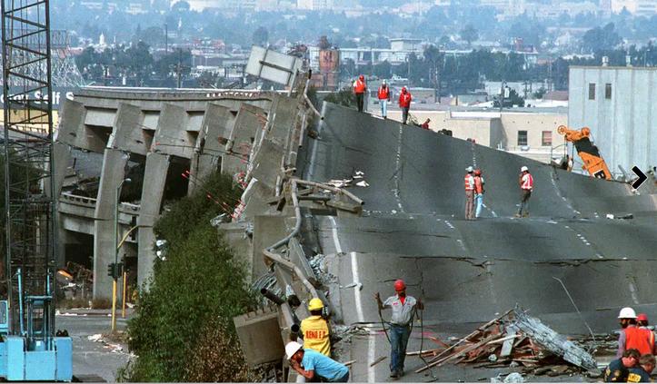main quake