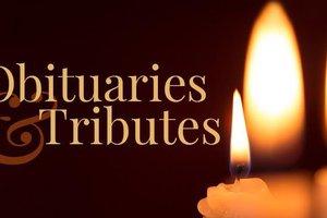 obituary art