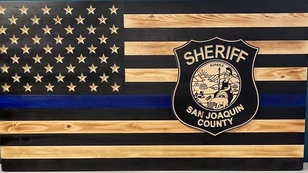 sheriff flag