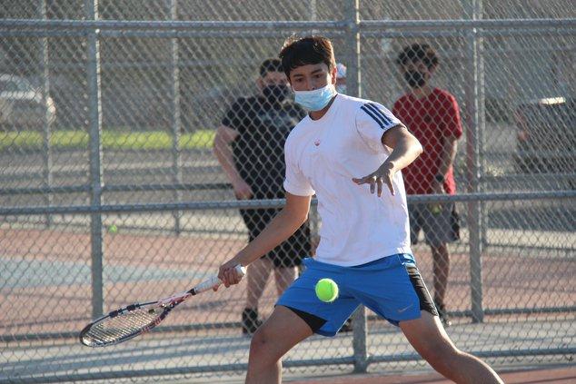 Turlock boys tennis 1