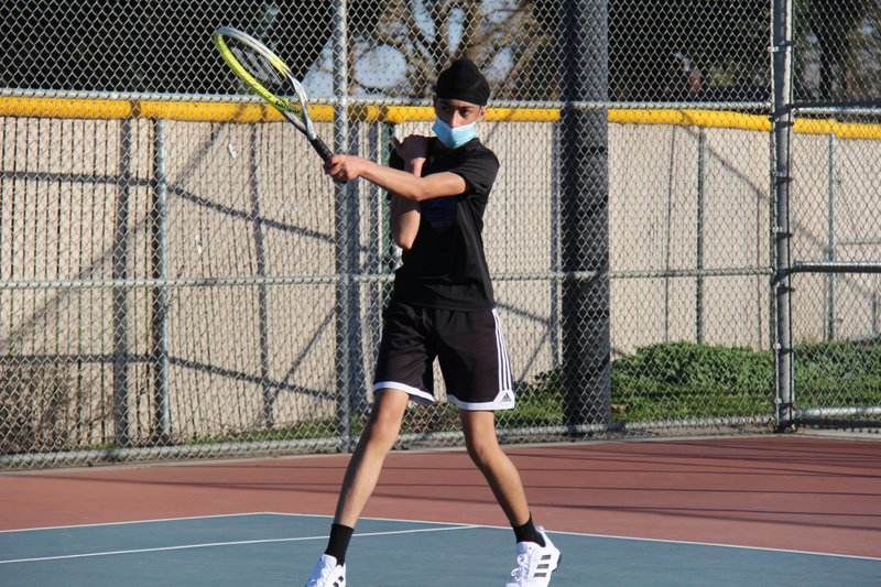 Pitman boys tennis 1