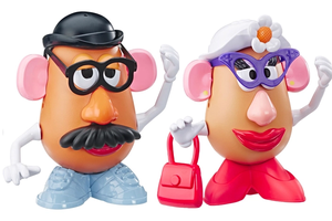 two potato heads