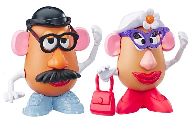 two potato heads