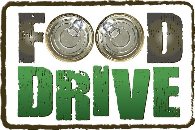 food drive pix