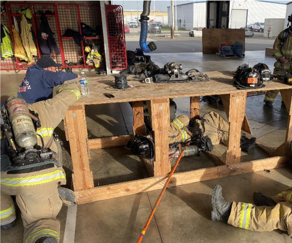 fire call training