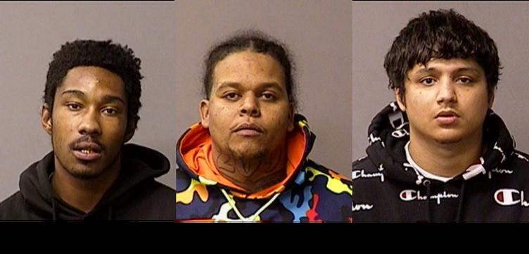 homicide arrest