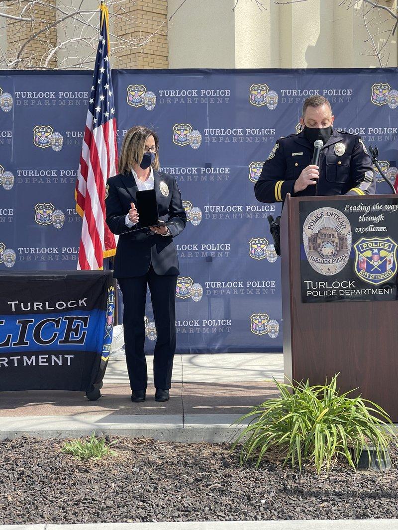 police awards 3